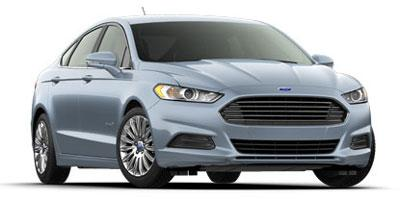 2013 Ford Fusion Vehicle Photo in Colorado Springs, CO 80905