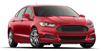 2013 Ford Fusion Vehicle Photo in Gainesville, TX 76240