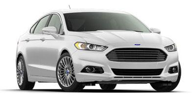 2013 Ford Fusion Vehicle Photo in Manhattan, KS 66502
