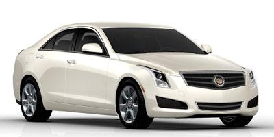 2013 Cadillac ATS Vehicle Photo in Mission, TX 78572