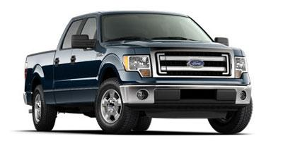 2013 Ford F-150 Vehicle Photo in Spokane, WA 99207