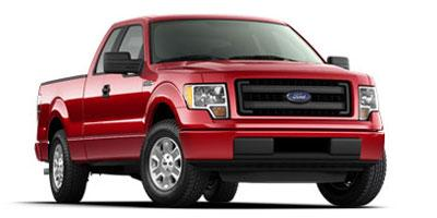 2013 Ford F-150 Vehicle Photo in Casper, WY 82609
