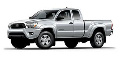 2013 Toyota Tacoma Vehicle Photo In Inver Grove Heights, MN 55077