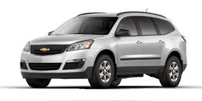 2013 Chevrolet Traverse Vehicle Photo in Madison, WI 53713
