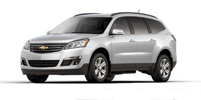 2013 Chevrolet Traverse Vehicle Photo in Portland, OR 97225