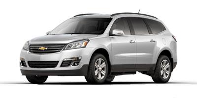 2013 Chevrolet Traverse Vehicle Photo in Helena, MT 59601