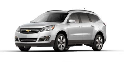 2013 Chevrolet Traverse Vehicle Photo in Kernersville, NC 27284