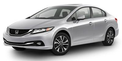 2013 Honda Civic Sedan Vehicle Photo in Austin, TX 78759