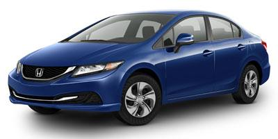 2013 Honda Civic Sedan Vehicle Photo in Newton Falls, OH 44444