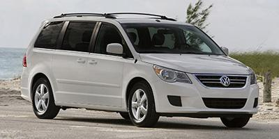 2013 Volkswagen Routan Vehicle Photo in Wesley Chapel, FL 33544