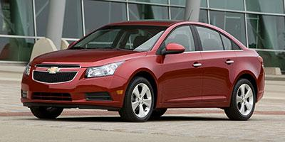 2014 Chevrolet Cruze Vehicle Photo in Detroit, MI 48207