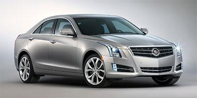 2014 Cadillac ATS Vehicle Photo in Honolulu, HI 96819