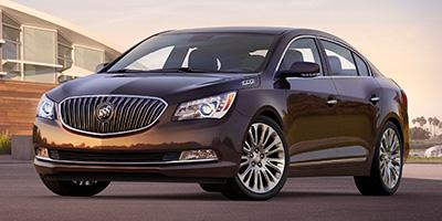 2014 Buick LaCrosse Vehicle Photo in Fishers, IN 46038
