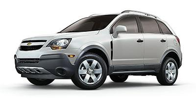 2014 Chevrolet Captiva Sport Fleet Vehicle Photo in Middleton, WI 53562