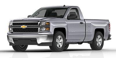 2017 Chevrolet Silverado 1500 Vehicle Photo In Rusville Ar 72802