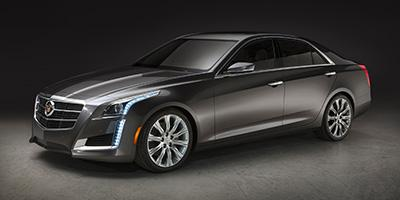 2014 Cadillac CTS Sedan Vehicle Photo in Milford, OH 45150