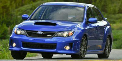 2014 Subaru Impreza Sedan WRX Vehicle Photo in Colorado Springs, CO 80920