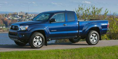 2014 Toyota Tacoma Vehicle Photo in Hyde Park, VT 05655