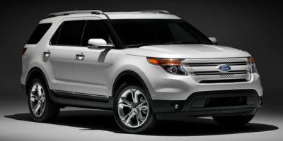 2014 Ford Explorer Vehicle Photo in Ferndale, MI 48220