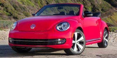 2014 Volkswagen Beetle Convertible Vehicle Photo in Spokane, WA 99207