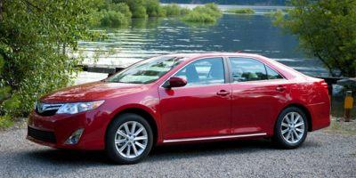 2014 Toyota Camry Vehicle Photo in Wasilla, AK 99654