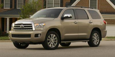 2014 Toyota Sequoia Vehicle Photo in Mission, TX 78572