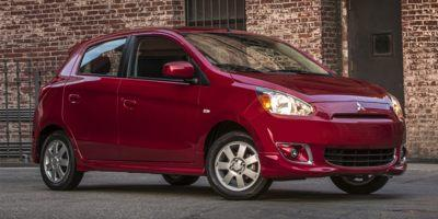 2014 Mitsubishi Mirage Vehicle Photo in Colorado Springs, CO 80920