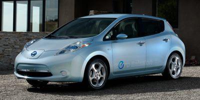 2014 Nissan LEAF Vehicle Photo in Portland, OR 97225