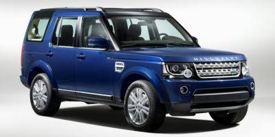 2014 Land Rover LR4 Vehicle Photo in Charlotte, NC 28227