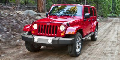 2014 Jeep Wrangler Unlimited Vehicle Photo in Lewisville, TX 75067