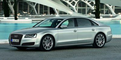 2014 Audi A8 L Vehicle Photo in Aurora, CO 80014
