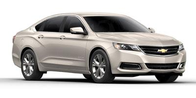 2015 Chevrolet Impala Vehicle Photo in Knoxville, TN 37912