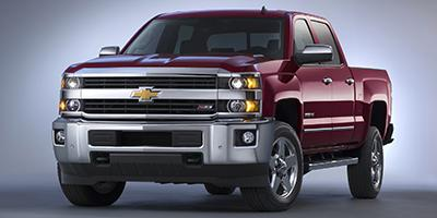 2015 Chevrolet Silverado 2500HD Vehicle Photo in Akron, OH 44320