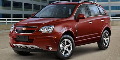 2015 Chevrolet Captiva Sport Fleet Vehicle Photo in Vincennes, IN 47591