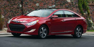 2015 Hyundai Sonata Hybrid Vehicle Photo in Danvers, MA 01923