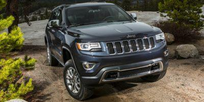 2015 Jeep Grand Cherokee Vehicle Photo in Redding, CA 96002