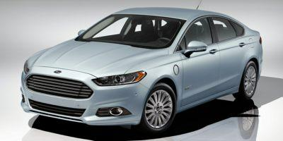 2015 Ford Fusion Energi Vehicle Photo in Colorado Springs, CO 80920