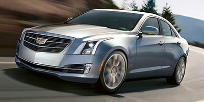 2015 Cadillac ATS Sedan Vehicle Photo in Detroit, MI 48207