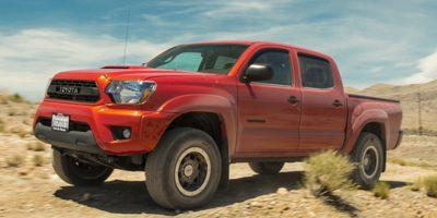 2015 Toyota Tacoma Vehicle Photo in Wendell, NC 27591