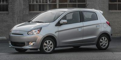 2015 Mitsubishi Mirage Vehicle Photo in Joliet, IL 60435