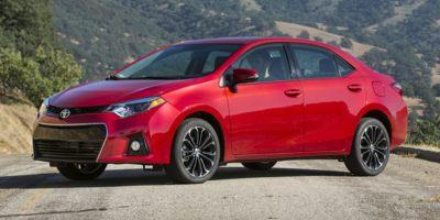 2015 Toyota Corolla Vehicle Photo in Enid, OK 73703