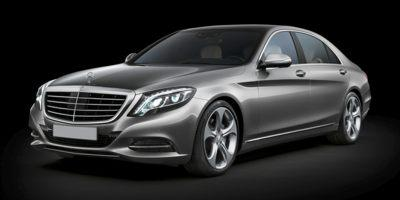Pre-Owned 2015 Mercedes S-Class S 550 Sedan na exterior na interior 7-speed automatic wod Sto