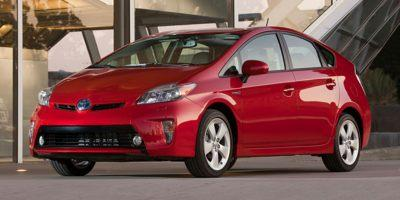 2015 Toyota Prius Vehicle Photo in Athens, GA 30606