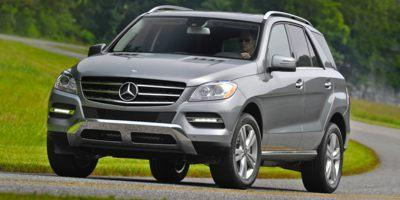 2015 Mercedes-Benz M-Class Vehicle Photo in Appleton, WI 54913