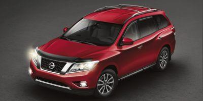 2015 Nissan Pathfinder Vehicle Photo in Rutland, VT 05701