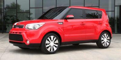 2015 Kia Soul Vehicle Photo in New Bern, NC 28562