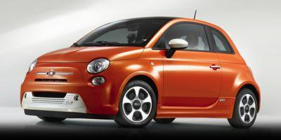 2015 FIAT 500e Vehicle Photo in Bowie, MD 20716