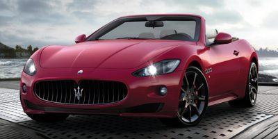 2017 Maserati Granturismo Convertible Vehicle Photo In Mount Hope Wv 25880