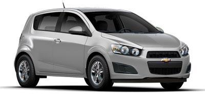 Pre Owned 2016 Chevrolet Sonic Hatch Lt Auto