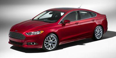 2016 Ford Fusion Vehicle Photo in Kansas City, MO 64114